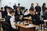 Детский турнир по шахматам