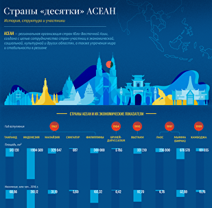 История, структура и участники АСЕАН