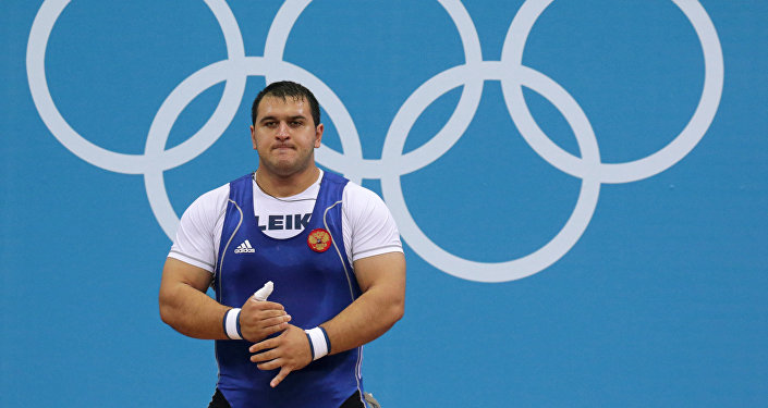 ОИ - 2012. Тяжелая атлетика. Мужчины. Свыше 105 кг
