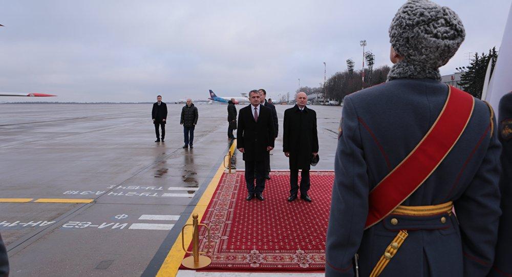 Официальный визит президента РЮО в РФ