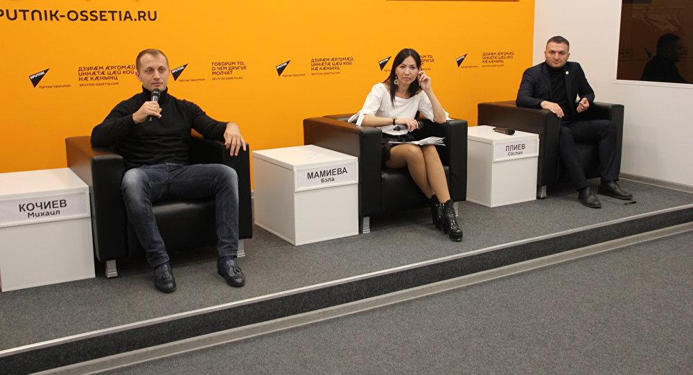 Михаил Кочиев, Белла Мамиева, Сослан Плиев