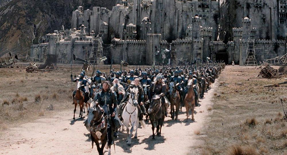 Сын Толкина решил разместить книгу отца оСредиземье