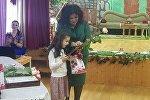 Награждение победителей детского конкурса В мире сказок