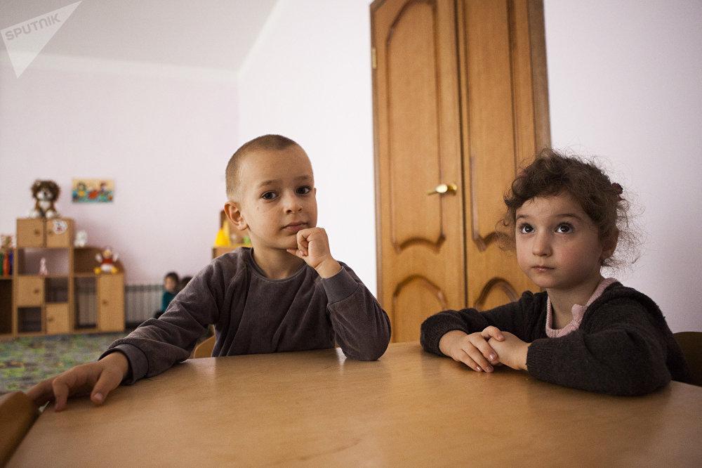 Детский сад в Дменисе