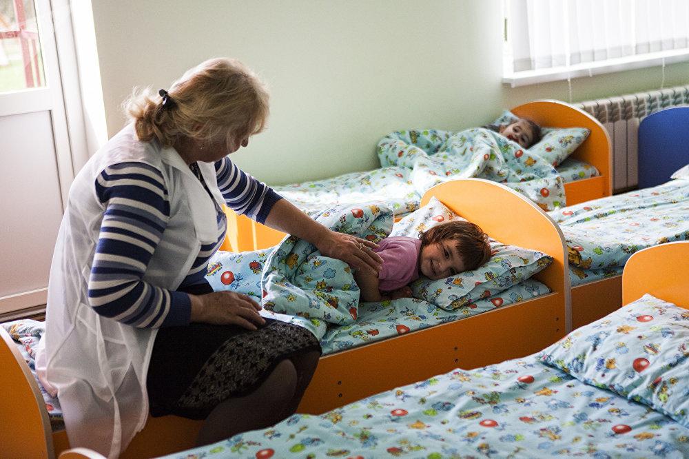 Детский сад в Дменис
