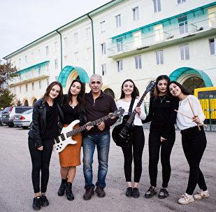 Девочки- музыканты
