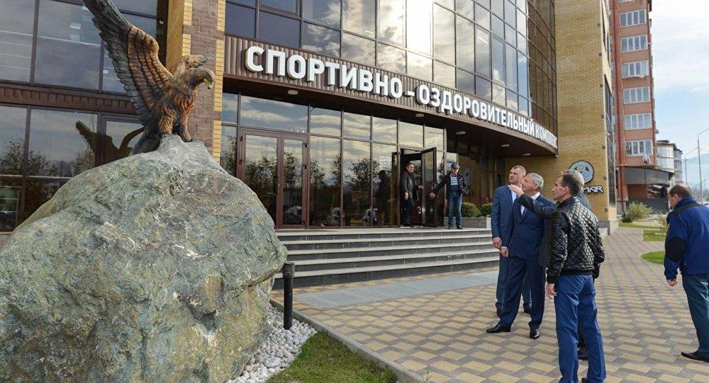 ВСеверной Осетии заработал спортивно-оздоровительный комплекс европейского уровня