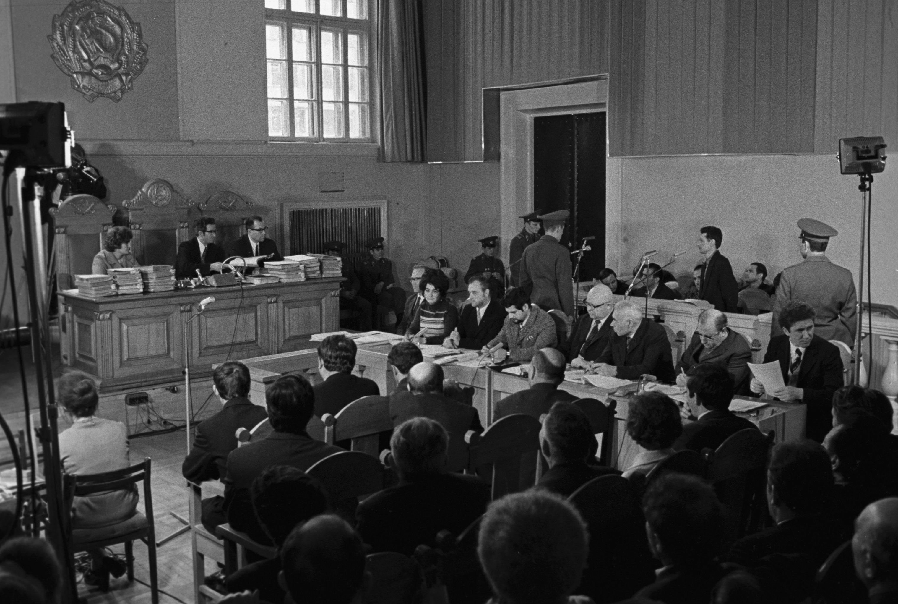 Судебное заседание в Ростовском суде