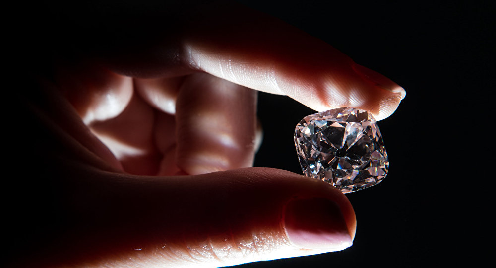 Уникальный бриллиант продали более чем за 33 млн долларов