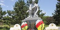 Памятник в селе Авнев