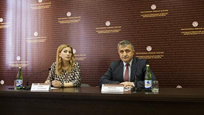 Пресс-конференция Анатолия Бибилова