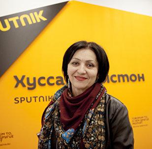 Фатима Качмазова