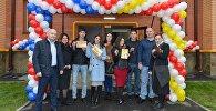 В Северной Осетии вручили квартиры детям сиротам