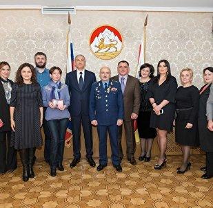 Двенадцать осетинских генералов наградили в Москве