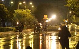 Беспорядки в Афинах: задержаны граждане шести стран