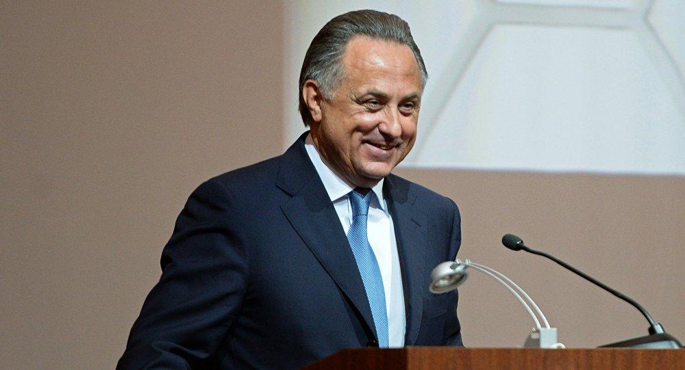Выборы президента Российского футбольного союза