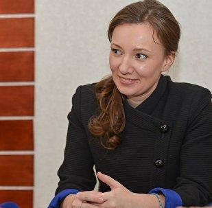 Анна Кузнецова провела трехстороннюю встречу с детскими омбудсменами Северной и Южной Осетии