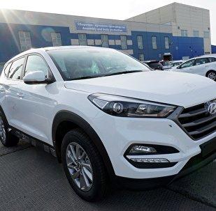 Производство автомобиля Hyundai в Калиниграде