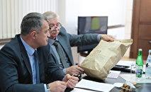Прием граждан Президентом РЮО