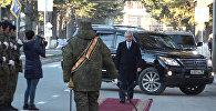Хаджимбайы балц: кӕм уыд ӕмӕ кӕимӕ фембӕлд Цхинвалы Абхазы президент