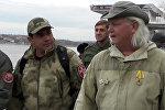 Ополченец ДНР Рассел Техас Бентли три года воюет на юго-востоке Украины
