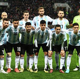 Сборная Аргентины по футболу