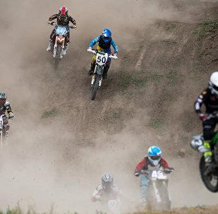 II этап чемпионата и первенства Сибирского федерального округа по мотокроссу