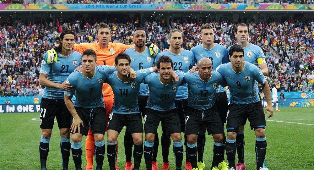 Сборная Уругвая по футболу