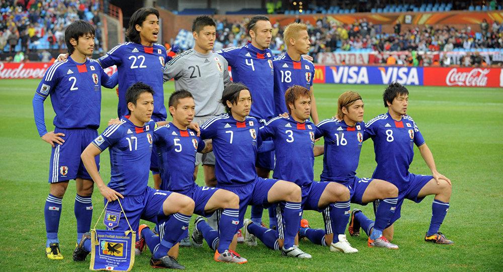 Сборная Японии по футболу