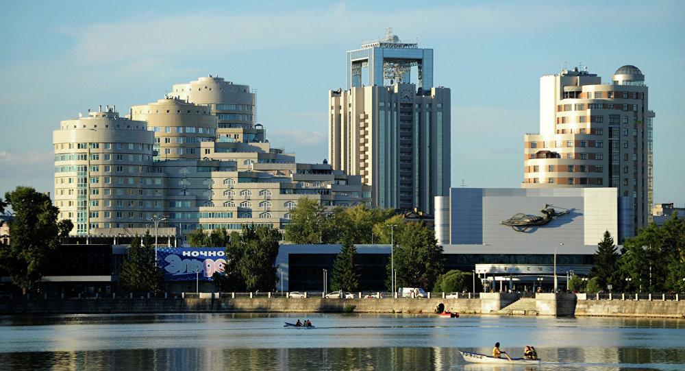 Екатеринбург - город-организатор Чемпионата мира 2018 года