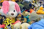 Игрушки в магазине Детский мир