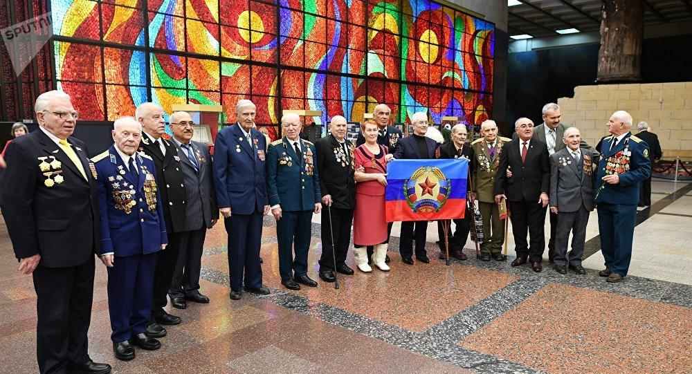 Бал Победителей в Музее Победы