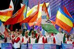Открытие III Национального чемпионата профессионального мастерства по стандартам WorldSkills Russia