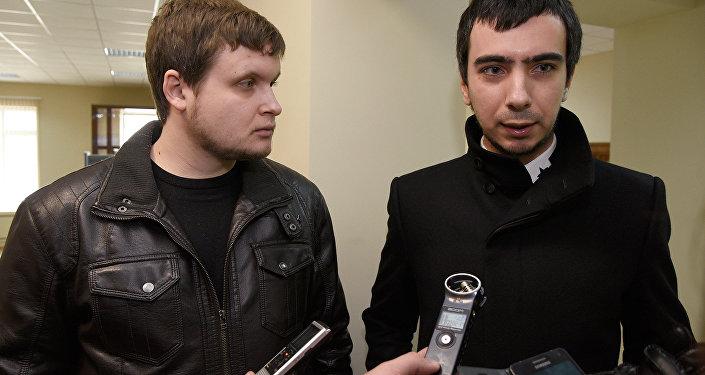 Пранкеры Лексус (Алексей Столяров) и Вован (Владимир Кузнецов)