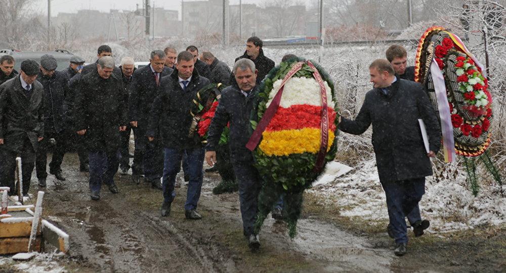 Похороны Баграта Техова