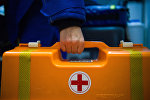 Работа скорой помощи, архивное фото