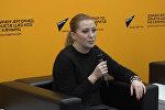 Новый проект Sputnik Южная Осетия - еженедельные брифинги с Марией Котаевой