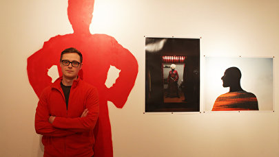 Во Владикавказе открылась выставка Алания. Завет/Кровь нартов современного художника Федора Телкова