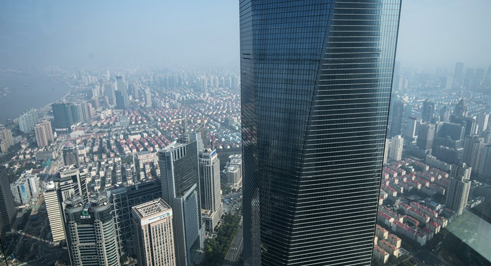 Известный китайский руфер разбился, упав скрыши небоскреба