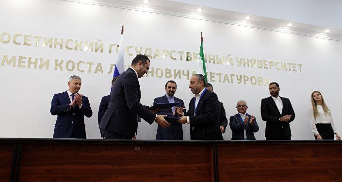 Иран хочет сотрудничать сЮжной Осетией вобласти образования инауки