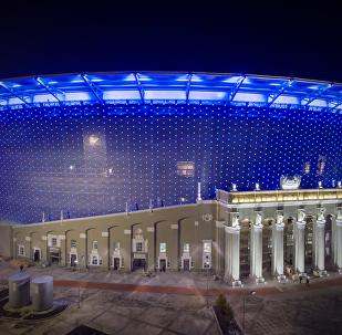 © Город-организатор Екатеринбург