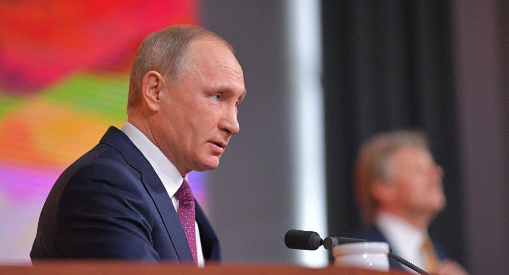 Путин пугает граждан России майданом иСаакашвили
