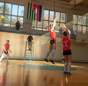 Волейболистки Аланочки завоевали очередной трофей