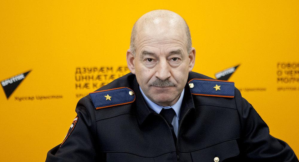 РХИ мидхъуыддæгты министр Наниты Игорь