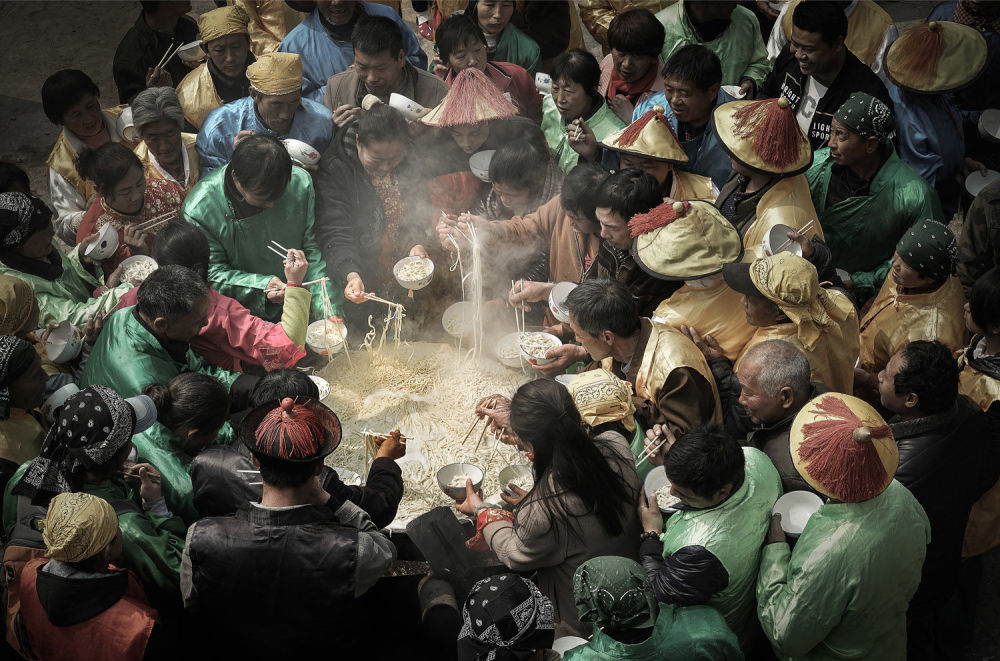 Снимок фотографа Jianhui Liao победивший в номинации Еда конкурса Travel Photographer Of The Year 2017