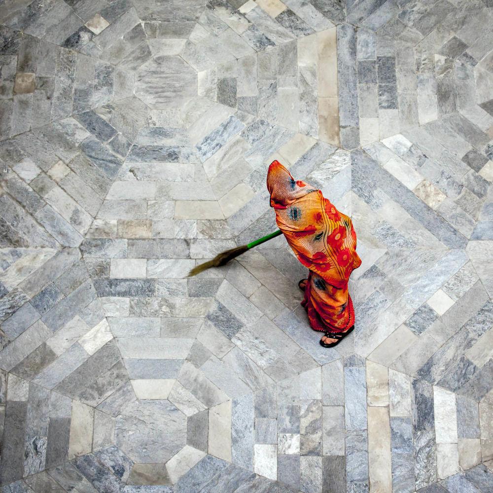 Снимок фотографа Paul Sansome, в составе серии победивший в номинации Celebration Of Humanity Portfolio конкурса Travel Photographer Of The Year 2017