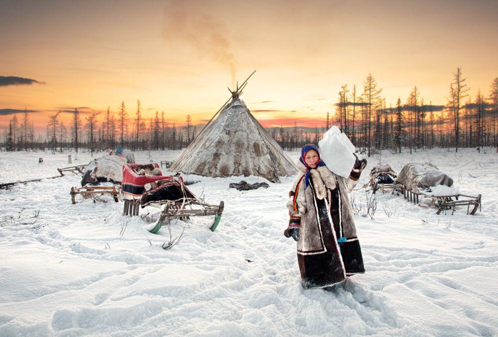 Снимок российского фотографа Alexey Suloev, победивший в номинации Commended