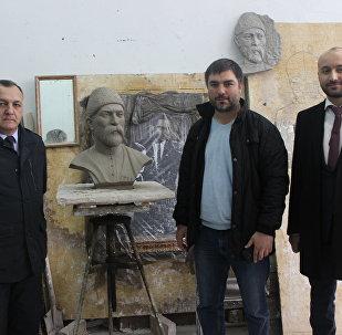 Бюст Коста Хетагурова установят на Аллее писателей в Болгарии