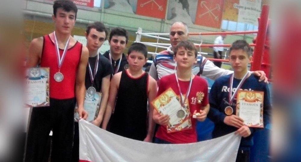 В Санкт-Петербурге прошел Всероссийский турнир по французскому боксу сават Серебряная перчатка