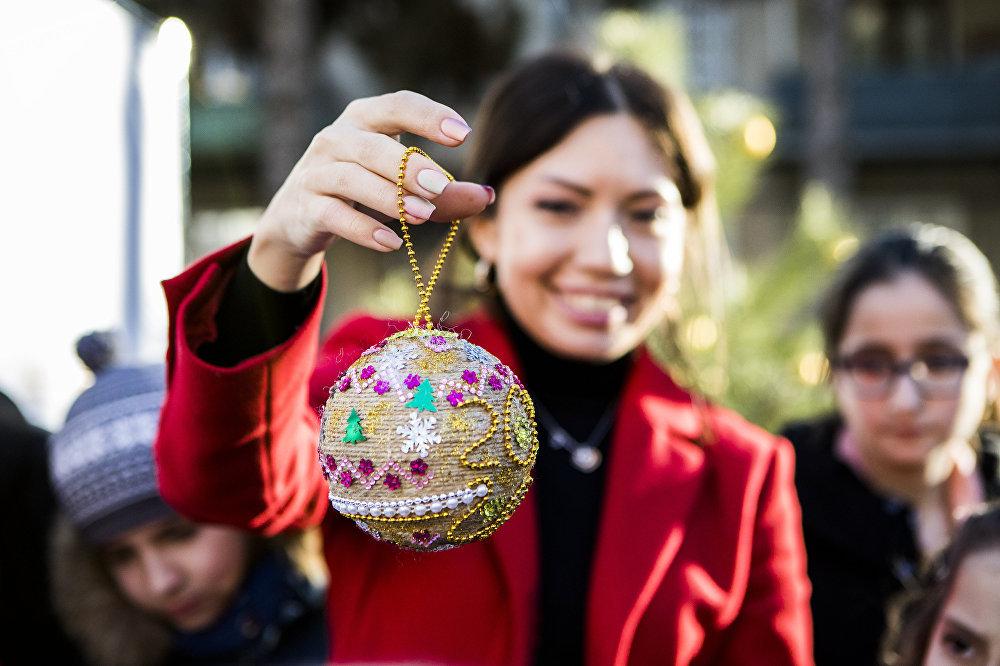 Акция Новый год со Спутником